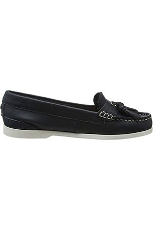 Chatham Arora, Chaussures Bateau Femme (Navy 001) 38 EU
