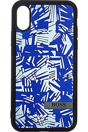 HUGO BOSS Herren pcover_Palm Phone Case, Medium Blue428, XS