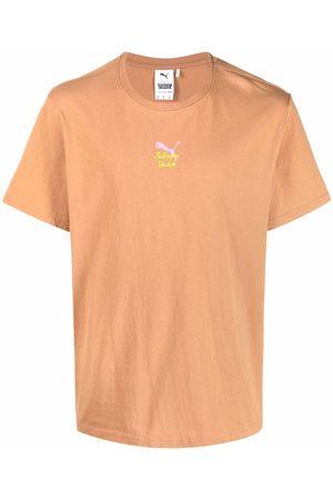 PUMA X Kidsuper t-shirt à logo imprimé