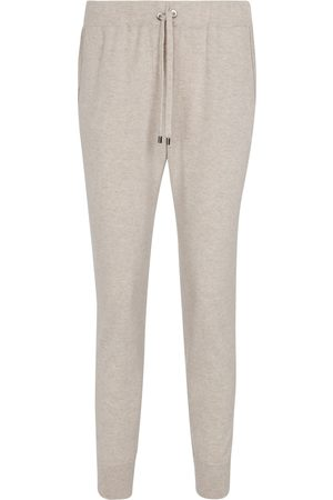 Brunello Cucinelli Femme Joggings - Pantalon de survêtement en cachemire