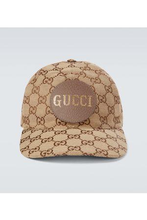 Gucci Casquette en toile GG
