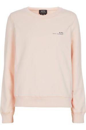 A.P.C. Sweat-shirt Item en coton