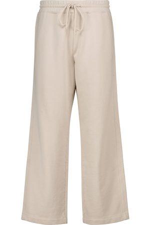Vince Pantalon de survêtement raccourci en coton