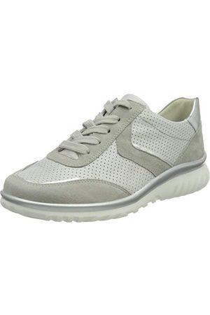 Semler Femme Chaussures - LenaH, Basket Femme, Perle chromée ée, 37.5 EU