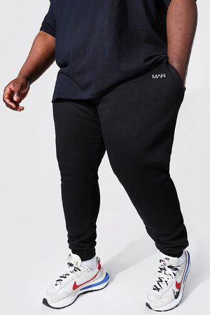 Boohoo Plus Recycled MAN Dash Slim Fit Jogger Homme