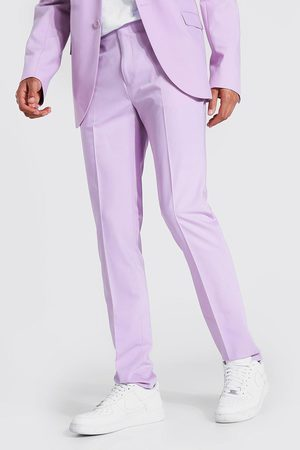 Boohoo Tall Skinny Suit Trousers Homme