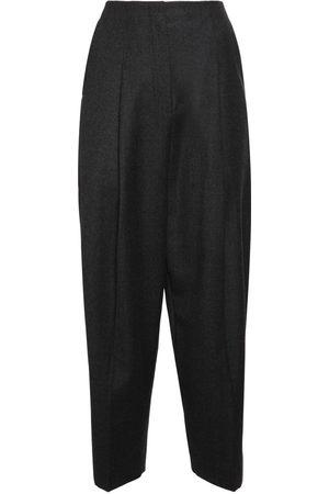 THEORY Pantalon En Laine À Plis