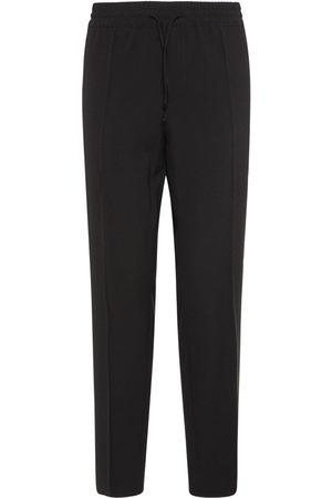 VERSACE Homme Pantalons classiques - Pantalon Droit En Laine