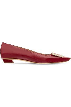 """Roger Vivier Femme Chaussures - Escarpins En Cuir Verni """"belle Vivier"""" 25 Mm"""