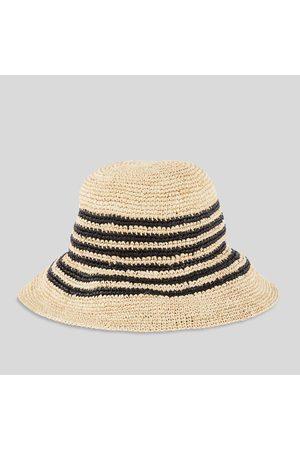 Monoprix Femme Chapeaux - Chapeau en raphia
