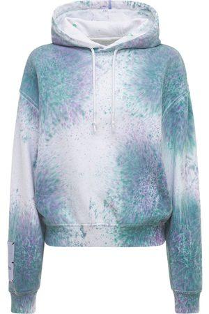 McQ Sweat-shirt En Coton Tie & Dye Breathe