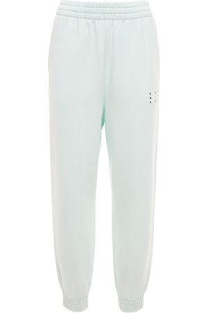 McQ Pantalon De Jogging Regular En Coton Icon 0
