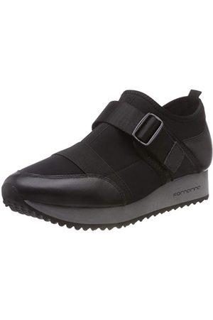 Fornarina Femme Chaussures - Baskets Hautes Femme, (Next1 Black), 40 EU