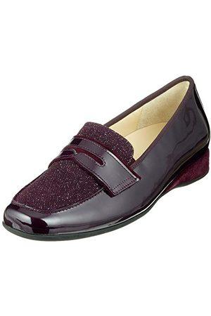 Hassia Petra, Weite G, Mocassins (Loafers) Femme, (Chianti 4400), 41 EU