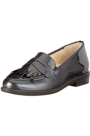 Hassia Asti, Weite G, Mocassins (Loafers) Femme, (Darkgrey 6600), 41 EU