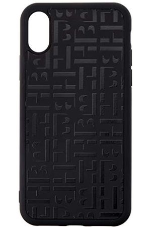 HUGO BOSS Herren pcover_HBS Phone Case, Black1, XS