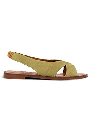 Gadea ANA1488-2, Sandale plate Femme, Ante Alga, 38 EU