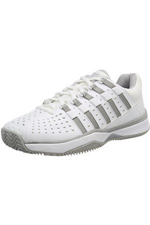 K-Swiss KS Tfw Bigshot Light 3, Chaussures de Tennis Femme (White/Highrise 01) 40 EU