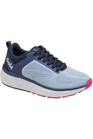 Gola Ultra Speed, Road Running Shoe Femme, Vista Blue/Navy/Pink, 39 EU