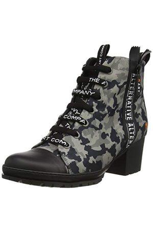 Art Candem, Chaussure Bateau Femme, Camouflage , 41 EU