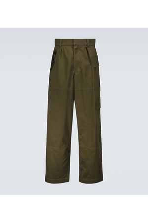 Loewe Pantalon cargo en coton
