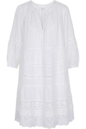 Velvet Femme Robes d'été - Robe Dorothy en coton à dentelle