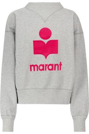 Isabel Marant, Étoile Sweat-shirt Moby imprimé en coton