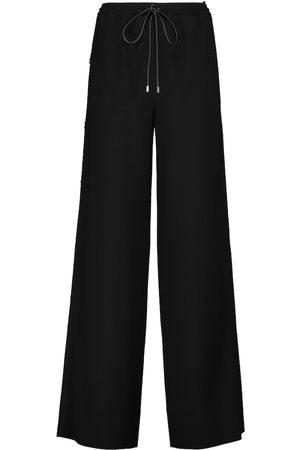 Loewe Pantalon ample en crêpe de laine