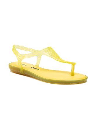 Melissa Sandales - Campana Flow Sandal Ad 54047 Yellow 32985