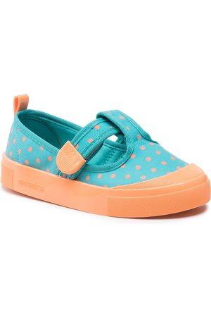 Melissa Chaussures basses - Mini Basic Print Inf 33367 Orange/Blue 53854