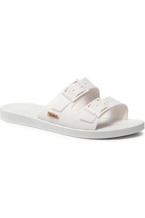 Melissa Femme Mules & Sabots - Mules / sandales de bain - Sun Oportunidade Birke 33496 White 50596