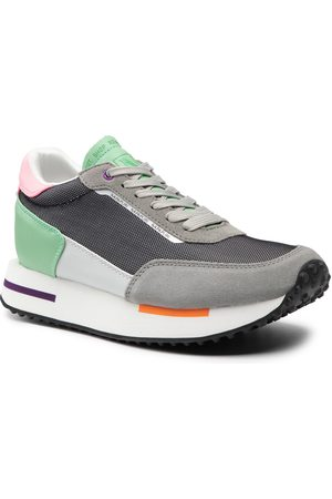 Napapijri Sneakers - Hazel NP0A4FKV Grey Castlerock H901