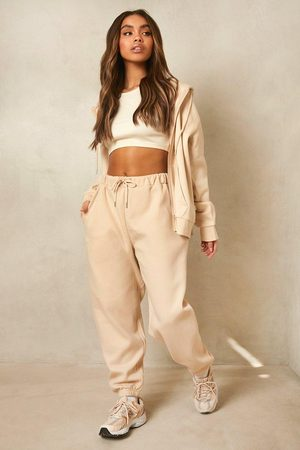 boohoo Femme Joggings - Recycled Oversized Jogger