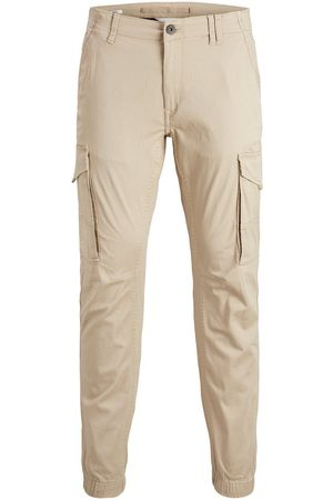 JACK & JONES Garçons Coupe Fuselée Pantalon Cargo Men