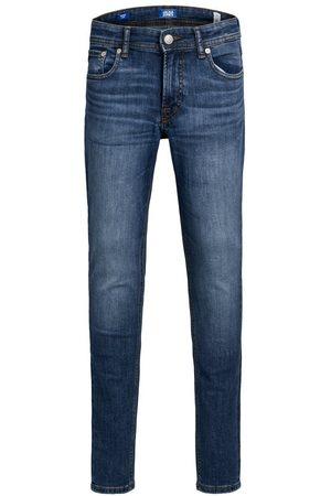 JACK & JONES Garçons Jean Skinny Men blue