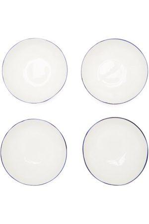 Feldspar Ensemble de quatre bols à céréales en porcelaine