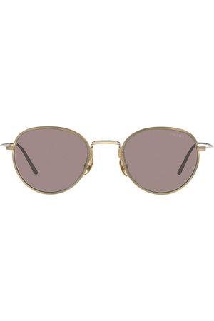 Prada Eyewear Lunettes de soleil à monture ronde