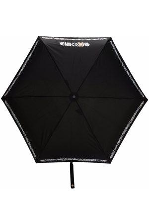 Moschino Parapluie Teddy Bear à logo imprimé