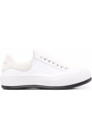 Alexander McQueen Tread Slick chunky-sole sneakers
