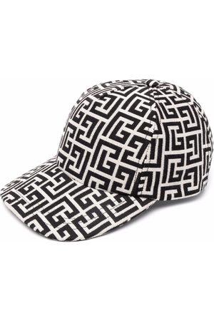 Balmain Homme Bonnets - MONOGRAM CAP