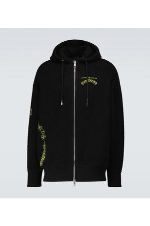 Givenchy Sweat-shirt à capuche en laine