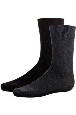 Dim Lot de 2 paires de mi-chaussettes coton style