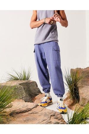 ASOS DESIGN Homme Chinos - Pantalon fuselé oversize