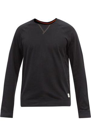 Paul Smith T-shirt manches longues en jersey à empiècement Y