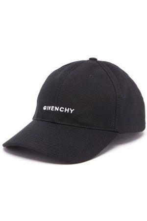 Givenchy Casquette en sergé de coton à logo brodé