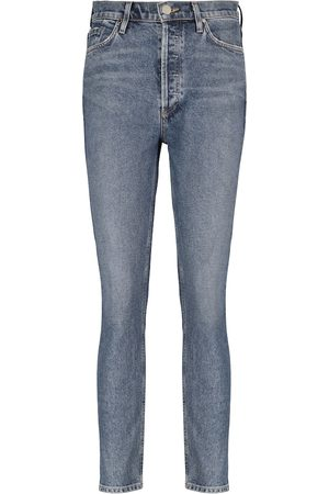 Goldsign Jean slim The High-Rise à taille haute