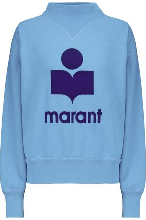 Isabel Marant, Étoile Sweat-shirt Moby en coton mélangé