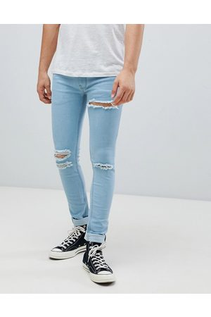 Soul Star Jean skinny stretch déchiré