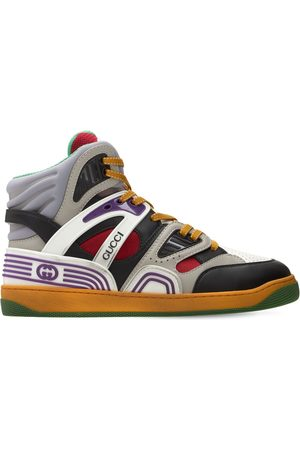 Gucci Sneakers Montantes Basket 25 Mm
