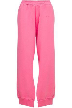 MM6 MAISON MARGIELA Pantalon De Survêtement En Jersey De Coton
